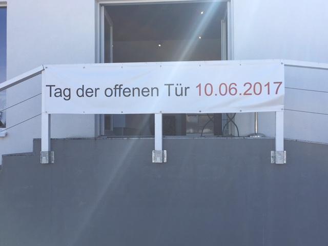 Tag der offenen Tür - Banner